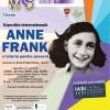 """Expoziția internațională """"Anne Frank – O istorie pentru prezent"""""""