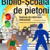 Biblio-Școala de Pietoni la final de proiect