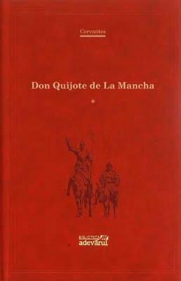Cervantes - Don Quijote de La Mancha vol-i