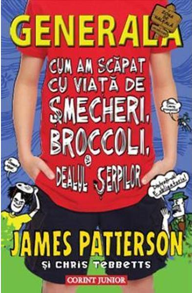 James Patterson - coperta