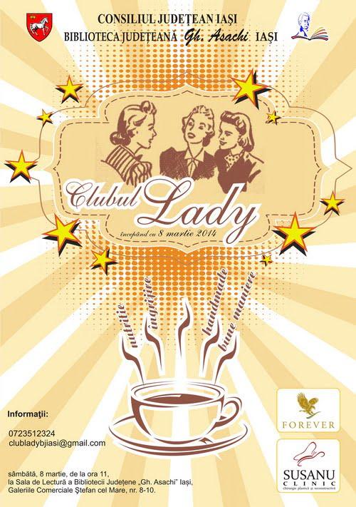 clubul lady site