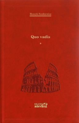 Henryk Sienkiewicz - Quo Vadis vol-1