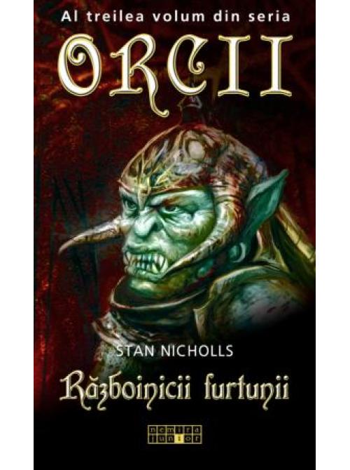 Stan Nicholls - Orcii 3.Razboinicii furtunii