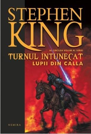 Stephen King - Turnul intunecat 5.Lupii din Calla