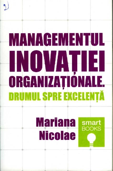 managementul inovatiei