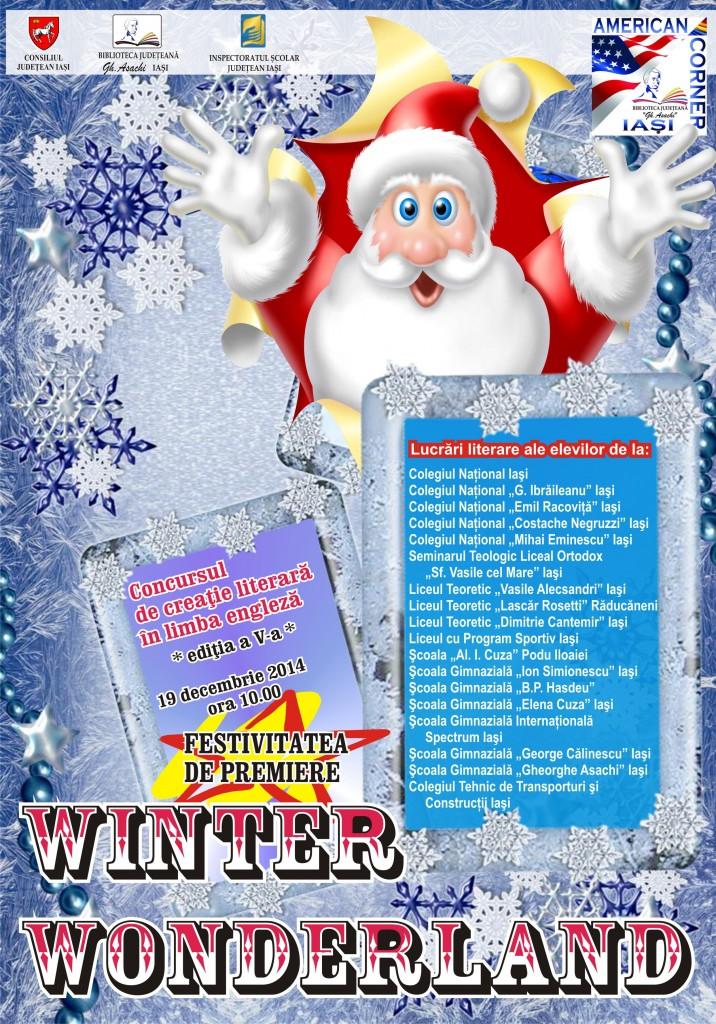 Winter Wonderland - Festivitatea de premiere