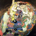 Klimt-The-Virgin-1913-National-Gallery-Prague