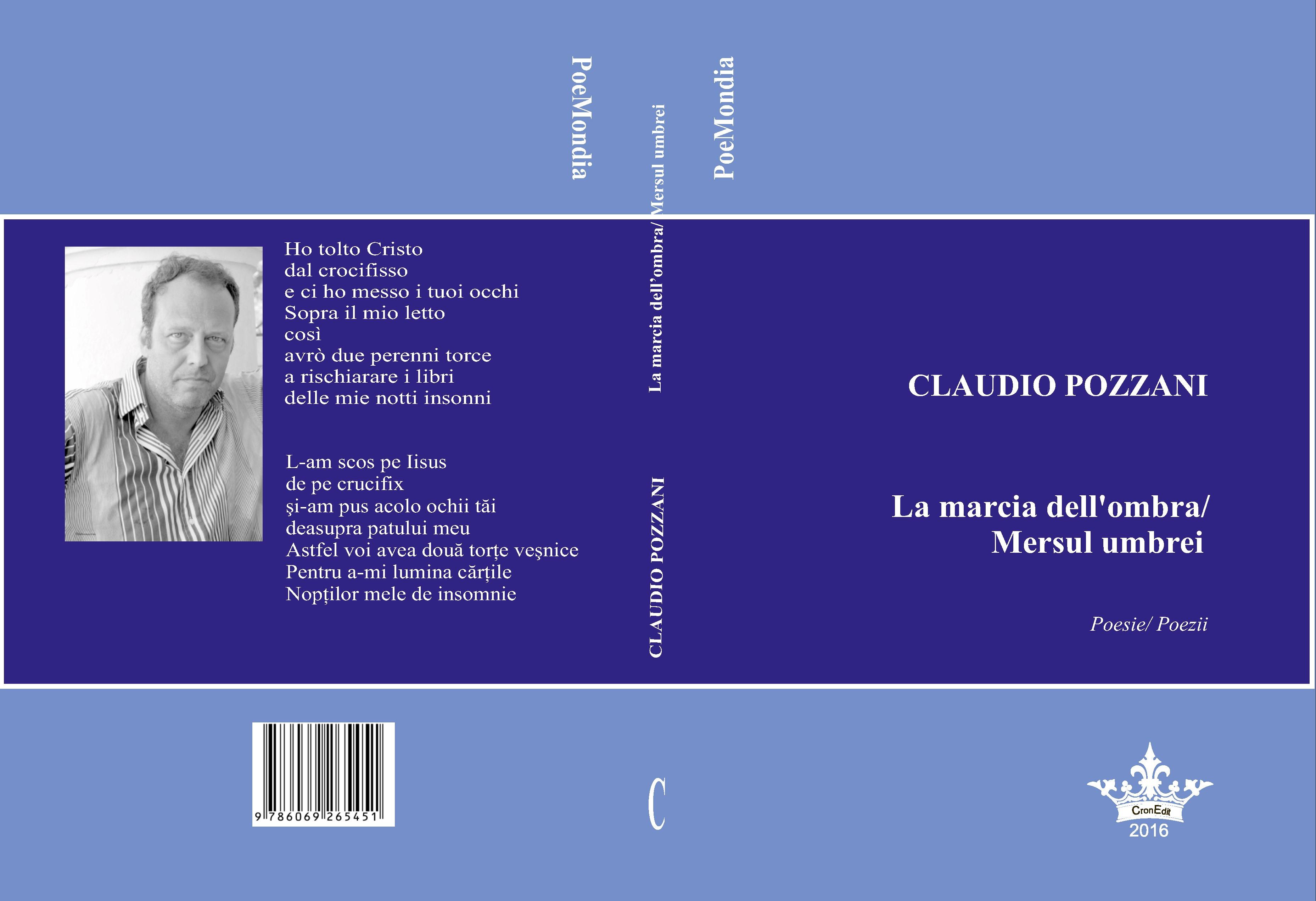 Claudio Pozzani coperta
